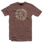 Brown Tshirt1 - R400 {S,M,L,XL, XXL}