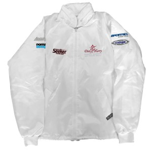 White Jackets - R700 {S, M, L, XL, XXL} Also available for Kids Age 5-12